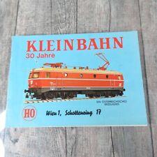 KLEINBAHN Katalog - #A40