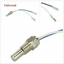 2 Pcs Oil or Water Temperature Auto Gauge Sensor Sender Probe 1/8 NPT Universal