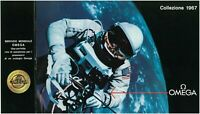 1967 OMEGA VINTAGE CATALOG PRE MOON WATCH 321 APOLLO 11 LANDING SPEEDMASTER
