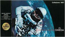OMEGA 1967 Watch Orologi Catalog Italian Moon Landing Speedmaster Prices Models