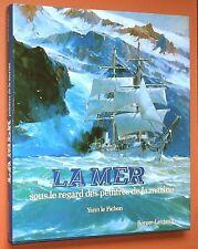 La MER sous le regard des Peintres de la Marine, Peintures + 7 envois, Le Pichon
