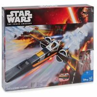 Star Wars Force Awakens Poe Dameron X-Wing Vehicle & Figure