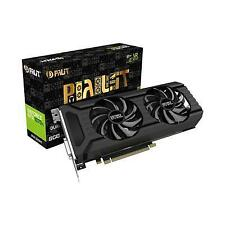 Palit Ne5107t015p2d GeForce GTX 1070 TI 8gb Dual Boost Graphics Card