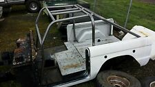 1966-1977 Early Ford Bronco Racer Back  Roll Cage 66 - 77 Style Roll Bar