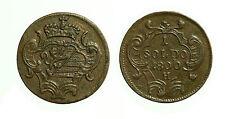 pcc1647_19) Lombardo Veneto Austria GORIZIA FRANZ II° 1 SOLDO 1800 H