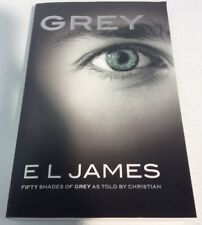 Grey Fifty Shades of Grey as Told by Christian Fifty Shades of Grey Series