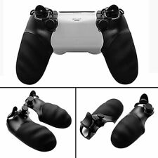 For PS4 Controller Game Accessories Hand Grip Case Trigger Stop & Grip Cover HUS