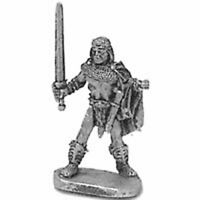 2 #04-305 Classic Ral Partha Fantasy RPG Metal Figure Undead Warriors II