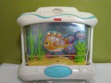 Fisher-Price Ocean Wonders Aquarium Baby Crib Soother L6925