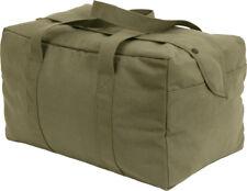 Rothco Canvas Small Parachute Cargo Bag - 7028 Olive Drab