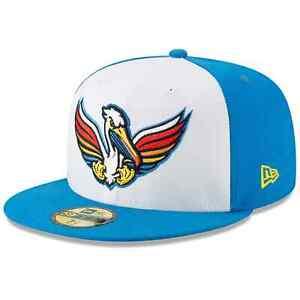 Myrtle Beach Pelicanos New Era Copa de la Diversion 59FIFTY Fitted Hat -