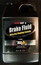 BG Super DOT 4 Brake Fluid Ultra Dry Flushing Formula 64 fl. oz.