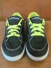 Men's Black And Yellow Airwalk Shoes Size 6