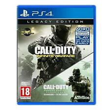 PS4-Call of Duty: Infinite Warfare: Legacy Edition /PS4  (UK IMPORT)  GAME NEW