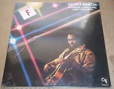 GEORGE BENSON In Concert Carnegie Hall (Hubert Laws) - CTI 6072 S1 SEALED