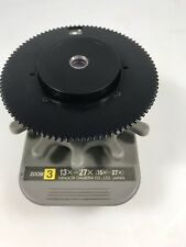 Minolta Zoom 3 13x-27x Microfilm Microfiche Lens Used