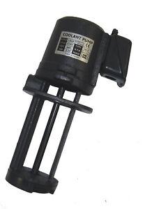 VERTEX COOLANT PUMP ( 440 VOLTS ) 1/8 HP FOR LATHES MILLING MACHINES