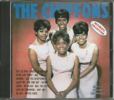 THE CHIFFONS - CD -  Ultimate Collection - BRAND NEW