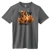 KTM Men's Nimbus R2R Short sleeve T-Shirt Grey Tee New RRP 29.70!!