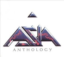 ASIA - Anthology - CD - **Mint Condition** John Payne Yes Journey Aura Aqua