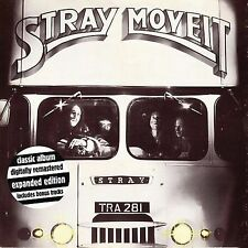 Move It by Stray (CD, Jan-2007, 2 Discs, Sanctuary Fontana) SEALED