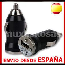 ADAPTADOR CARGADOR DE MECHERO DE COCHE USB IPHONE 4 4G