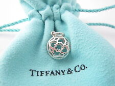 Tiffany & Co Silver MINT RARE Picasso Zellige Charm Pendant Bracelet Necklace!