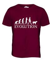 DOGUE DE BORDEAUX EVOLUTION OF MAN MENS T-SHIRT TEE TOP DOG GIFT WALKER WALKING