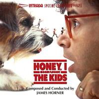 HONEY, I SHRUNK THE KIDS / James Horner /TOP RARE LTD OST CD SEALED