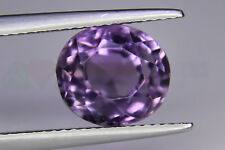 Amethyst Natural Gemstone Oval Cut VS 4.76ct 10x9mm Loose Big