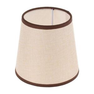 Linen Lamp Shade Wall Lights Ceiling Pendant Light Chandelier Lamp Shade Type 1