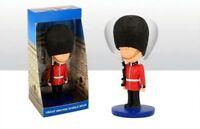 British Royal Queens Guardsman Soldier Royal Wedding Bobble Head Figure Souvenir