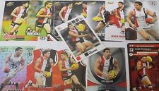 Saint Klida - Leigh Montagna Teamcoach & Select Cards x 14 inc die cuts,holofoil