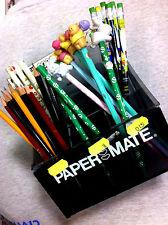 vendo per chiusura attivita' LOTTO n 30 matite assortite simpson russ fila