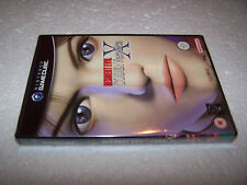 RESIDENT EVIL CODE: VERONICA X - Gamecube - UK PAL - NEW & FACTORY SEALED