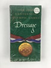 1996 Olympics Dressage VHS Equestrian Events Rare HTF