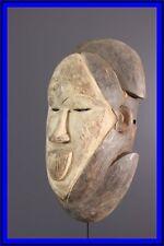 MASQUE IGBO AFRICAN TRIBAL ART AFRICAIN ARTE AFRICANA AFRIKANISCHE KUNST **