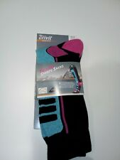 Crivit Lycra Thermal Sport Socks 6-6.5 UK Size