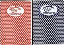 Desert Inn Las Vegas Frank Sinatra's 77th B-Day Ohio Bee Casino Playing Cards!