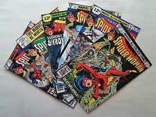SPIDER-WOMAN RARE JOB LOT/BUNDLE 6 MARVEL COMICS #10,13,17,19,21,30 VERY FINE