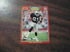 TIM BROWN RAIDERS 1989 PRO SET FOOTBALL ROOKIE CARD #183 @1