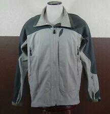 Patagonia Regulator Beige & Green Jacket Lg