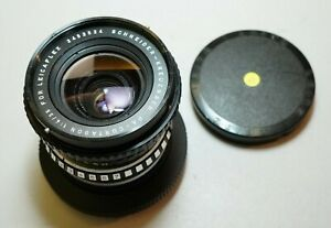 Leica R Schneider PA-Curtagon-R 35/4 Shift w/ Kipon adapter for Fujifilm GFX