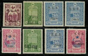 Cilicia Old Stamps MH