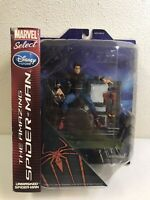 2012 Diamond Select Marvel Select The Amazing Spider-man Unmasked Action Figure