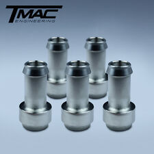 "Aluminium Weld On Fittings Barb 5/16"" - 5 Pack"