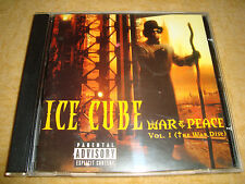 ICE Cube-War & Peace vol. 1 (The era Disc)