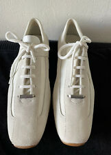 Porsche Design Italy Shoes Mens Ivory Sz 37.5
