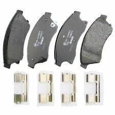 Vauxhall Astra 12.2009-On Pagid Front 4x Brake Pads Pads Set Low-Metallic NAO
