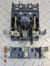 Ge Thms31 30a 30 Amp 3 Pole Qmr Disconnect Switch Quantity See Description